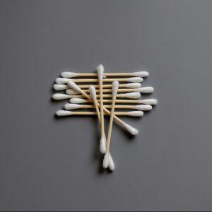 betisoare de urechi bambus si bumbac ecofriendly