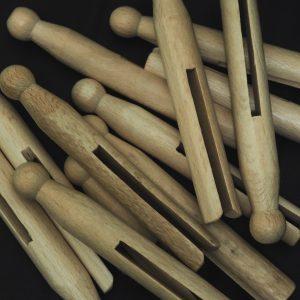 carlige pentru rufe din lemn fag