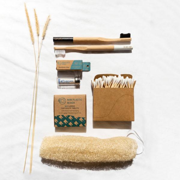 kit pentru o baie less waste