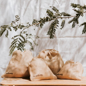 saculeti din iuta pentru fructe si legume