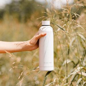 Sticla termos reutilizabila din otel inoxidabil
